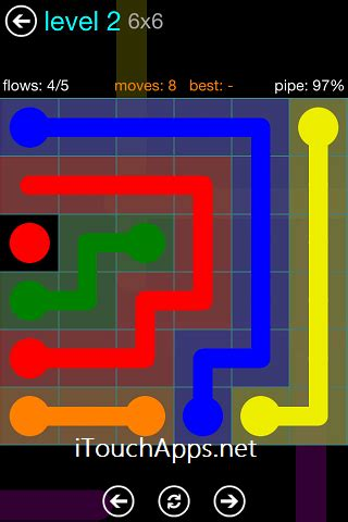 coding level 6 solution flow blue pack 6 x 6 level 2 solution