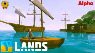 boats ylands ylands how to make boats youtube