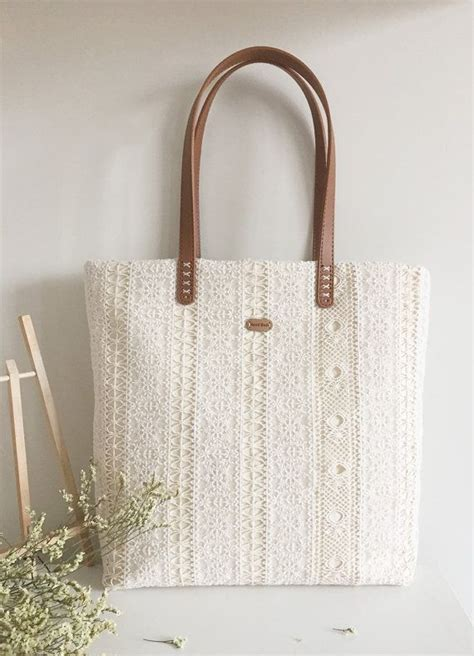 Handmade Totes And Purses - best 25 lace bag ideas on lace purse lace