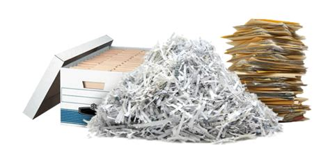 paper shredding dswa