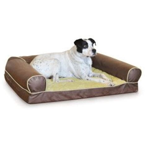 pet smart dog beds k h thermo cozy sofa pet bed petsmart for da pups