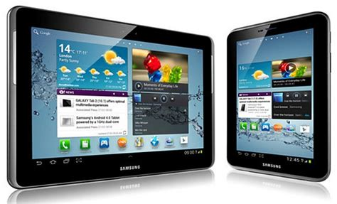 Tablet Samsung Jelly Bean galaxy tab 2 10 1 p5100 receives android 4 1 2 xxdmc3