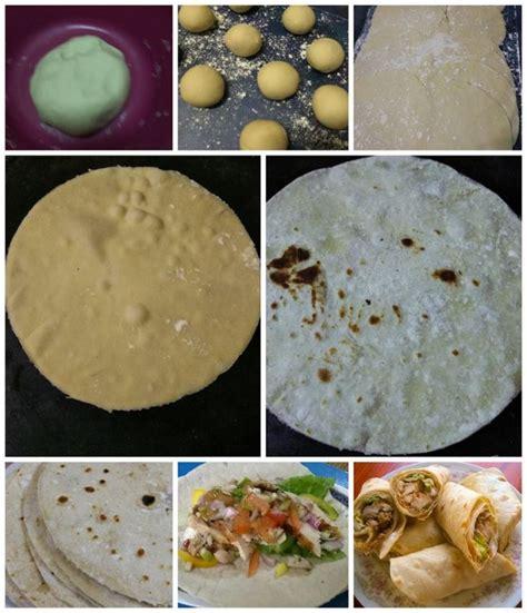cara membuat roti tortilla inginkan sarapan ringkas tapi berkhasiat ini cara cara