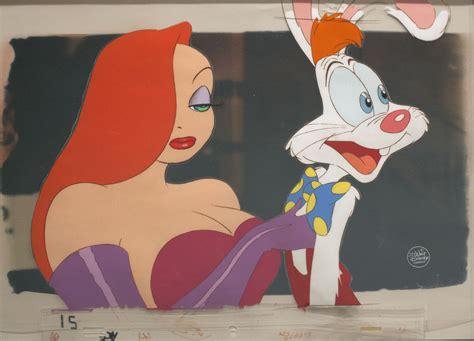 Deja View: 03/14/13 Who Framed Roger Rabbit Jessica Rabbit Scene