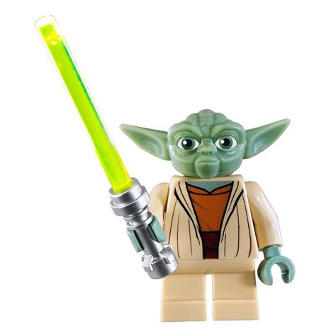 Yoda Ori Lego Minifigure Starwars lego wars quot the clone wars quot animated series set 8018 armored assault tank aat with
