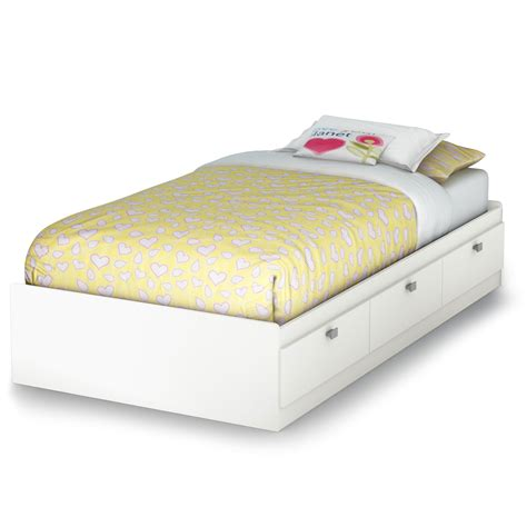 white twin bed with storage drawers cute twin platform beds without headboards with wooden