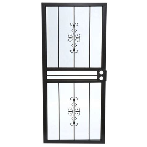 security exterior doors security doors exterior doors the home depot