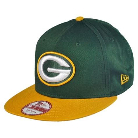 Ny Gb Cap Snapback new era green bay packers nfl 9fifty snapback baseball cap nfl football caps