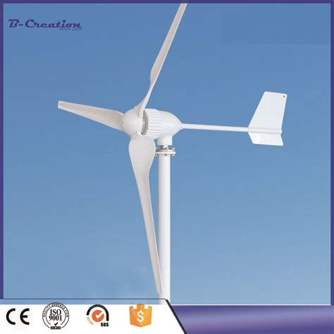 1000w low wind start up horizontal residential wind