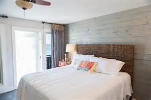 tour this rustic beach house renovation from hgtv s beach rustic chic bedroom ideas burlap and lace bedroom rustic