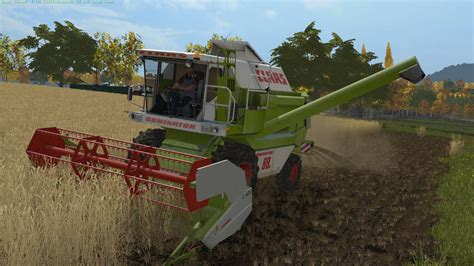 Grote Ls by Claas Dominator 88s 1 0 0 1 Fs 17 Farming Simulator 17