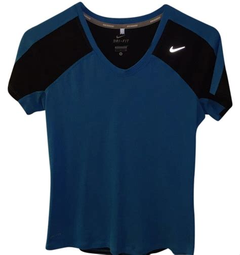 T Shirt 6 0 Nike Blue nike dri fit t shirt blue tradesy