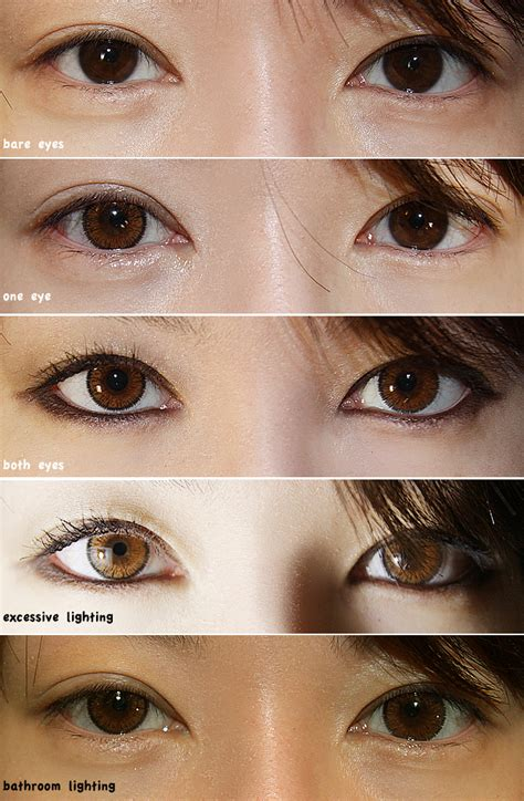 best color contacts for dark brown eyes best colored contacts neiltortorella com