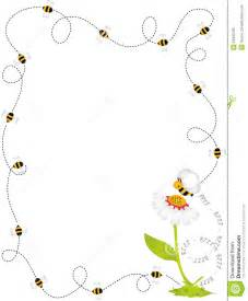 free printable bumble bee border search results