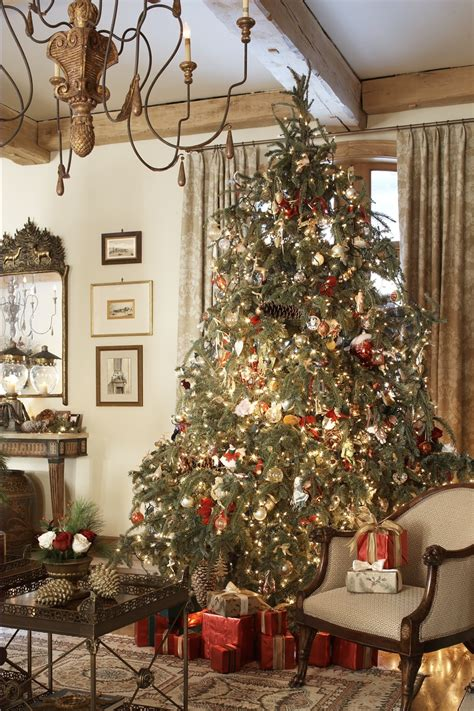 Home Decorated Christmas Trees | it s beginning to look a lot like christmas on the new