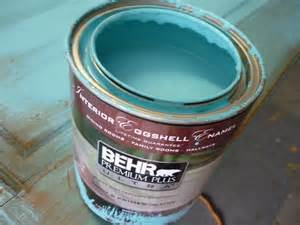 tiffany blue paint behr
