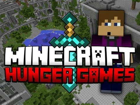 good hunger games themes minecraft minecraft hunger games 9 feat ipodmail youtube