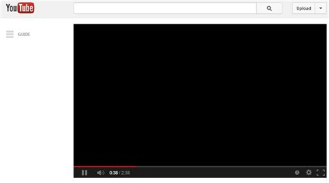 chrome youtube video black screen youtube videos stop playing display a black screen after