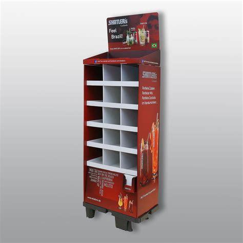 merchandise display merchandising units