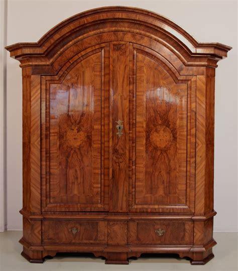 schrank nussbaum antik monumentaler original nussbaum barock schrank gefertigt um