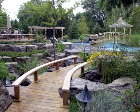 backyard design with pool pool and hot tub blog information on pool design and hot