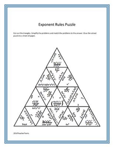 27 best 2016 2017 exponent rules images on pinterest 27 best images about 2016 2017 exponent rules on pinterest