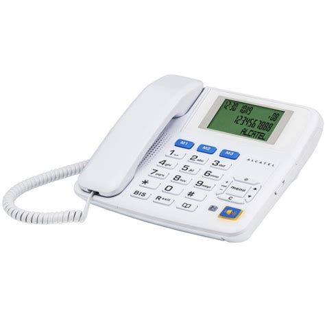 Alcatel Temporis Telepon Gantung 1 alcatel temporis max plus t 233 l 233 phone analogique alcatel achat
