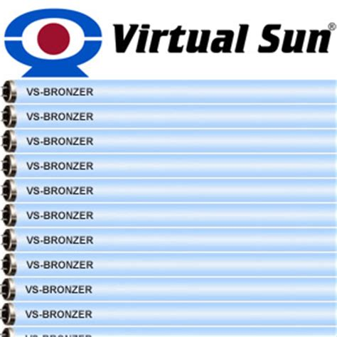 tanning beds vs sun virtual sun bronzer 5