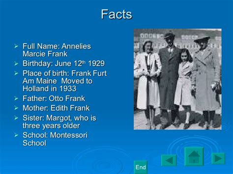 anne frank biography sparknotes pp anne frank