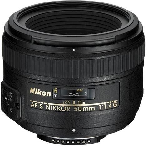 Nikon Lensa Afs 50 1 4g nikon af s nikkor 50mm f1 4g lens 2180 163 374 90