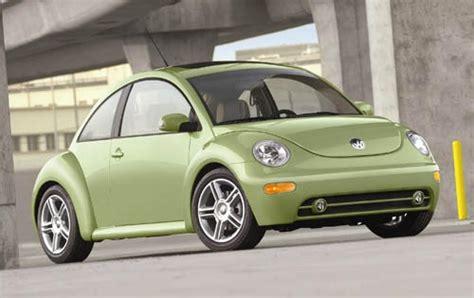 2005 Volkswagen Beetle by 2005 Volkswagen New Beetle Information And Photos