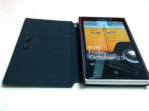 Capdase Sider Baco Nokia Lumia 925 Flip Cover Original capdase sider baco folder for lumia 1520 review techglimpse