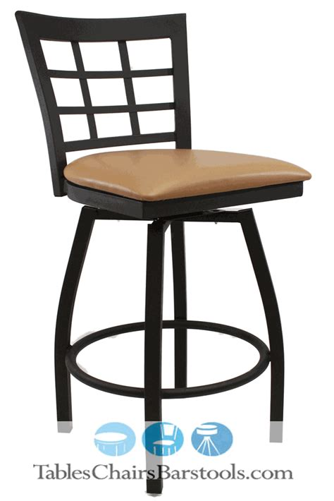 Commercial Metal Swivel Bar Stools by Commercial Metal And Wooden Swivel Bar Stools Bar