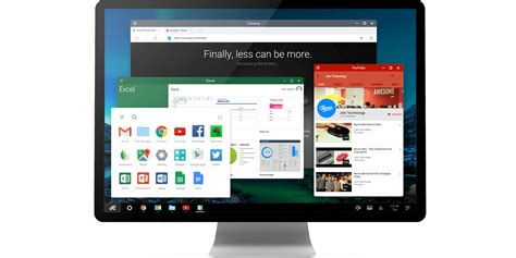 Android Like Os For Pc by Android N S Code Hints At A More Windows Like Future For