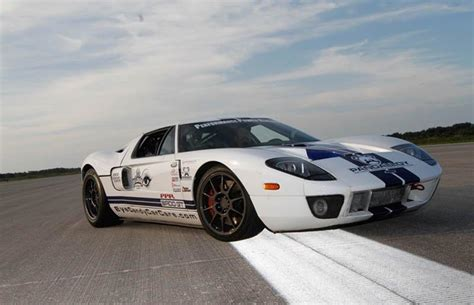 2005 Schnellstes Auto Guinness by Concettomotors Ford Gt 1 723 Cv Atinge 456 Km H E