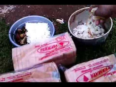 Roti Pakan Ternak roti tawar pakan alternatif untuk ayam bangkok