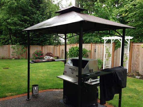 hardtop grill gazebo portentous hardtop grill gazebo gazeboss net ideas
