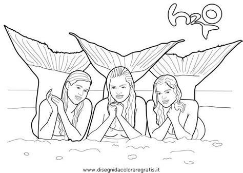 mermaid coloring pages 8409 bestofcoloring com line drawings online h2o mermaid coloring pages new at