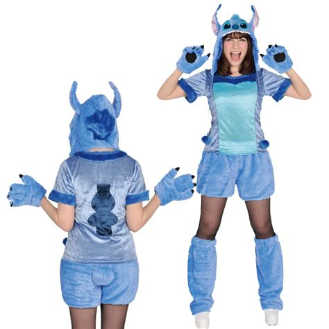 stitch costume monolog rakuten global market disney costume fancy dress mokomoko