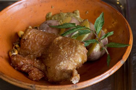 peru dish mistura food gives peruvian cuisine a chance to shine