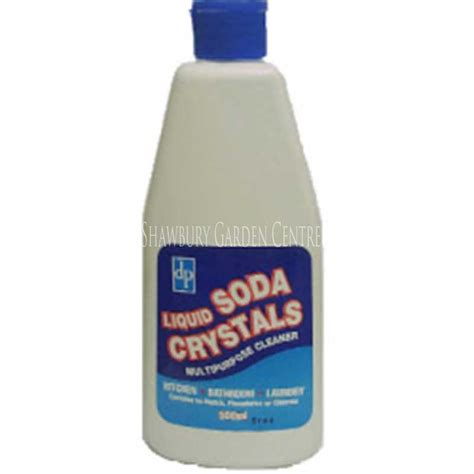 Soda Crystals For Cleaning Patios by Liquid Soda Crystals