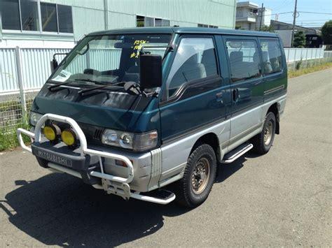 delica for sale mitsubishi delica 1995 used for sale