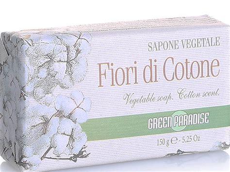 fiori di cotone saponi e scrub sapone ai fiori di cotone