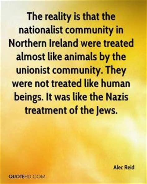 the best statement about objective reality is northern ireland quotes quotesgram