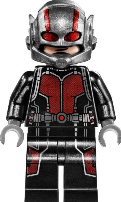 Lego Kw Captain America Civil War Costume Minifigure ant lego set might revealed a spoiler
