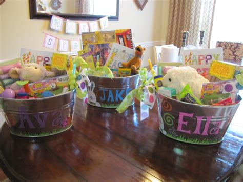 Easter Basket Ideas | real life real estate real dana sunday news easter