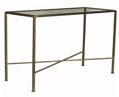 X Frame Console Table Outline Console Table With X Frame Richard Designsrichard Designs