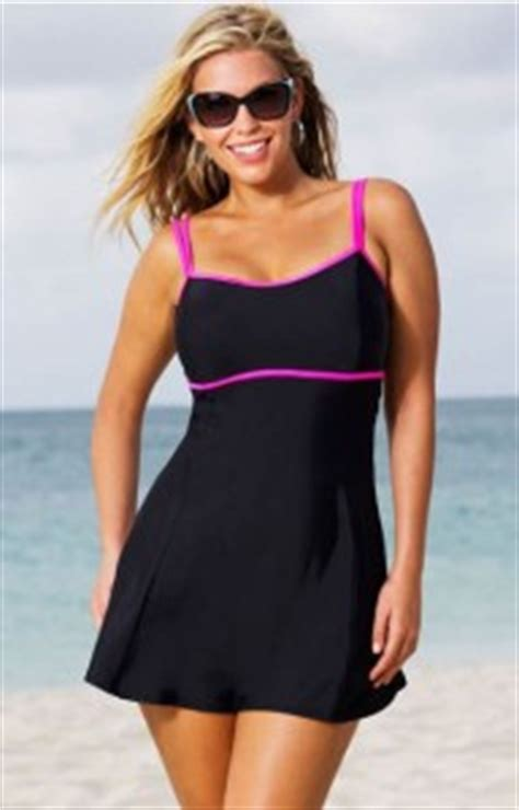 bathing suits for women over 40 5 super flattering plus size bathing suits for women over
