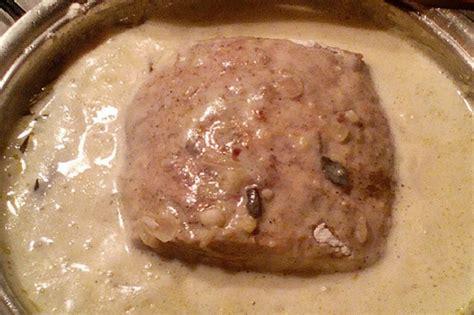 cucinare arista di maiale arista di maiale al latte la ricetta per prepararla