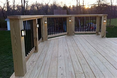 solar deck lighting kits deck and patio lighting ideas that add livability orson